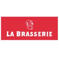 La Brasserie logo vector logo