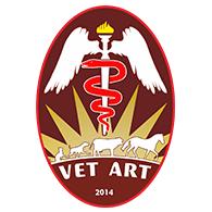 Vet Art logo vector logo