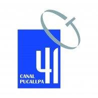 Canal Pucallpa 41 logo vector logo