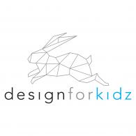 Designforkidz logo vector logo