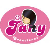 Jany logo vector logo