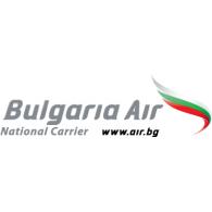 Bulgaria Air logo vector logo