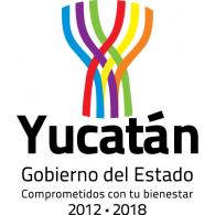 Gobierno del Estado de Yucat logo vector logo