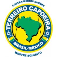 Terreiro Capoeira logo vector logo