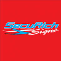 Securich Signs logo vector logo