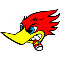 Woody Woodpecker logo vector logo