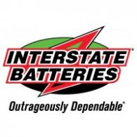 Interstate Batteries logo vector logo