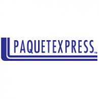 Paquetexpress logo vector logo
