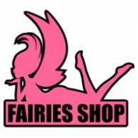 Fairies Shop logo vector logo