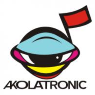 Akolatronic logo vector logo