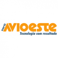 Avioeste logo vector logo
