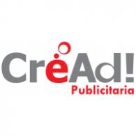 Cread Publicitaria logo vector logo