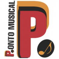 Ponto Musical logo vector logo