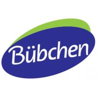 Bübchen logo vector logo