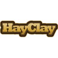 HayClay logo vector logo