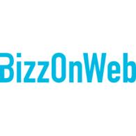 BizzOnWeb logo vector logo