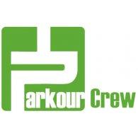 Parkour Crew logo vector logo