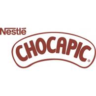 Chocapic logo vector logo