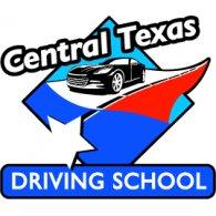 Central Texas Driving School logo vector logo