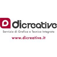 DiCreative logo vector logo