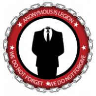 Anonymous logo vector logo