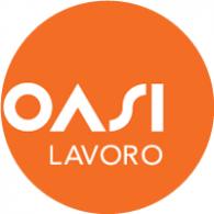 Oasi Lavoro logo vector logo