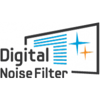 Digital Noise Filter logo vector logo