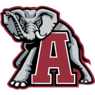 Alabama Crimson Tide logo vector logo