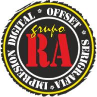 Grupo RA logo vector logo
