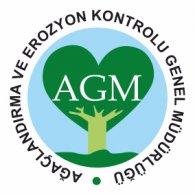 AGM logo vector logo