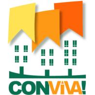Conviva! logo vector logo