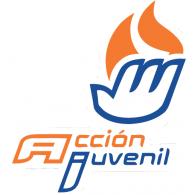 Accion Juvenil logo vector logo