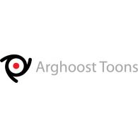 Arghoost Toons logo vector logo