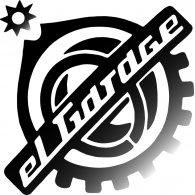 el Garage logo vector logo
