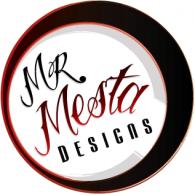 Mr. Mesta Designs logo vector logo