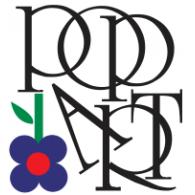 Pop Art logo vector logo