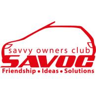 SAVOC logo vector logo