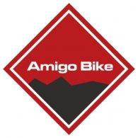 Amigo Bike logo vector logo