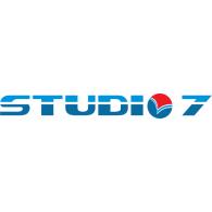 Studio 7 logo vector logo