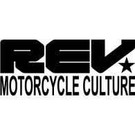 REV Motorcycle Culure logo vector logo