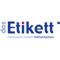Das Etikett Hartmann GmbH logo vector logo