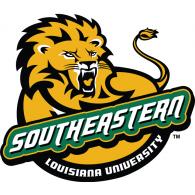 Southeastern Louisiana Lions logo vector logo
