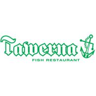 Tawerna Fish Restaurant logo vector logo