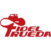 Fidel Rueda logo vector logo