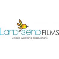 Lands End Films logo vector logo