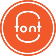 font logo vector logo