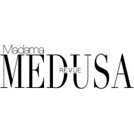 Madama MEDUSA Revue logo vector logo