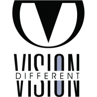 Different Vision logo vector logo