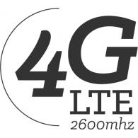 4G LTE logo vector logo