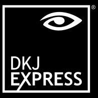 DKJ Express Suprimentos logo vector logo